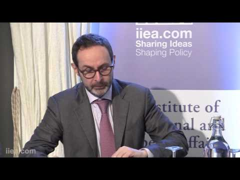 Cyril Roux - Perspectives on Financial Regulation in Ireland