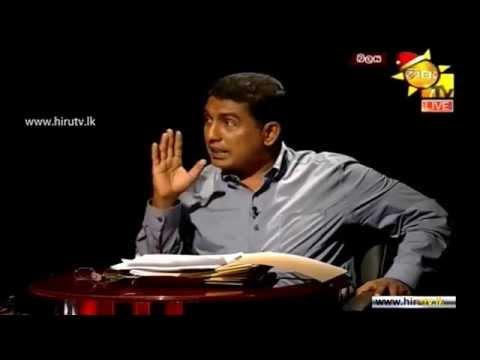 Hiru TV - Balaya - Political Discussion - 2014-12-11