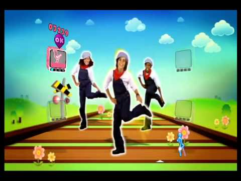 Just Dance Kids Ive Been Working on the Railroad