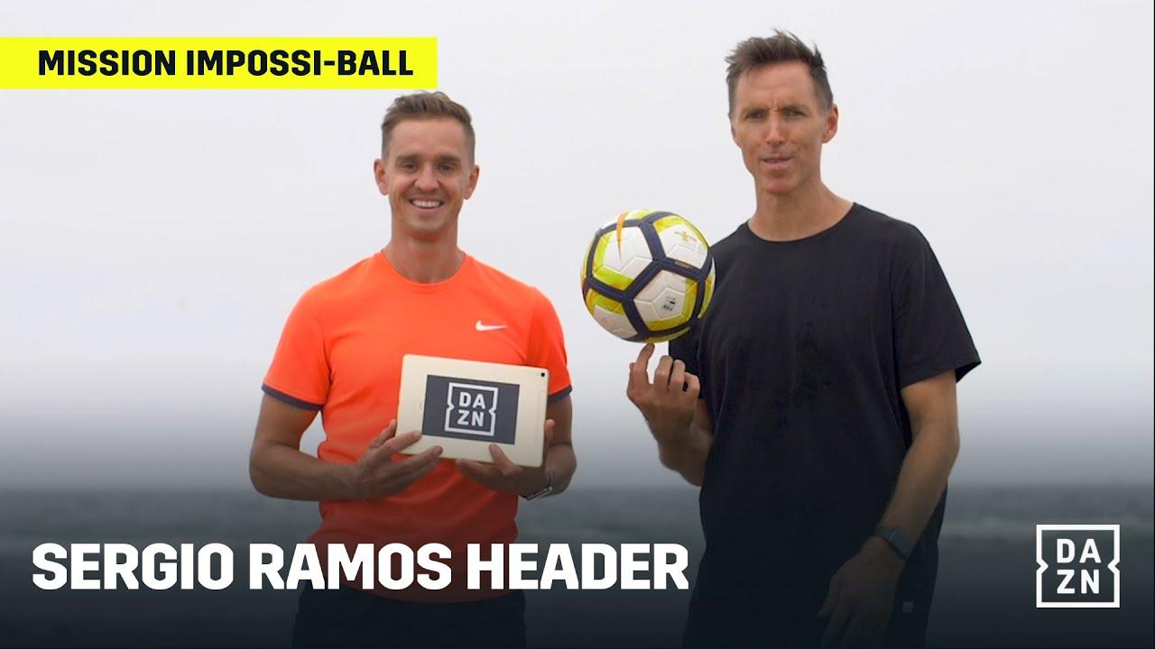 MISSION IMPOSSI-BALL | Episode 1: Sergio Ramos Header