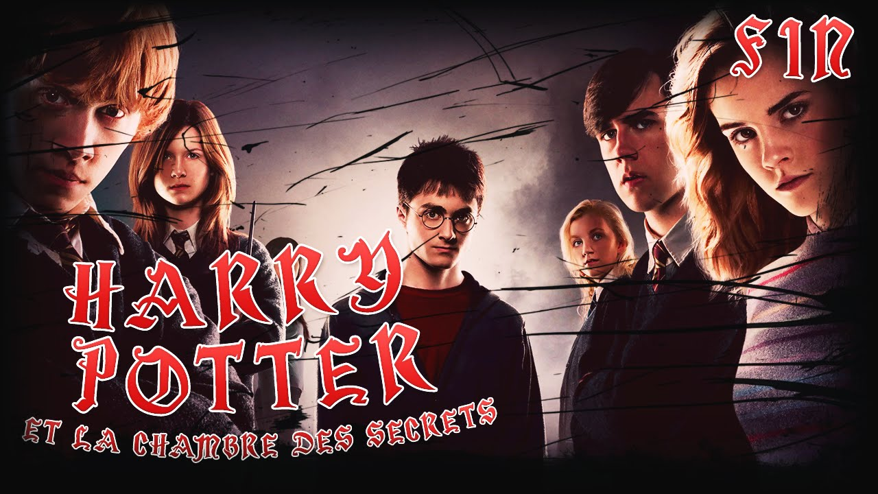 Harry potter et la chambre des secrets let 39 s play 12 - Harry potter la chambre des secrets ...