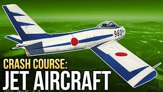 Crash Course: Jet Aircraft / War Thunder