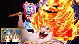 One Piece: Pirate Warriors 4 - Official Big Mom Gameplay Trailer