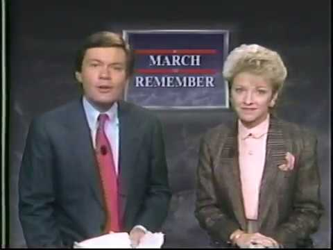 A March To Remember  - WHO-TV - March 1990