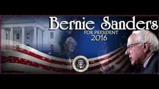 """Bernie Sanders"" by Paul Hennessee - Feel the Bern - Election 2016"