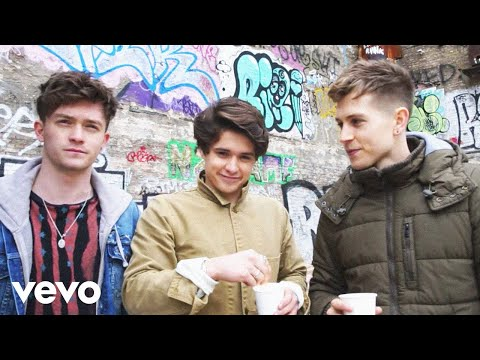 The Vamps, Martin Jensen - Middle Of The Night (Behind The Scenes)