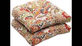 Outdoor Cushions & Pillows Outdoor Chair Pads & Cushions
