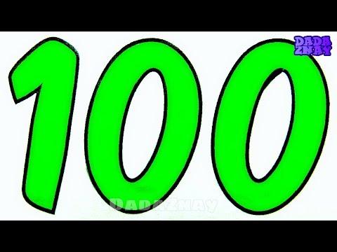 Как научить считать до 100