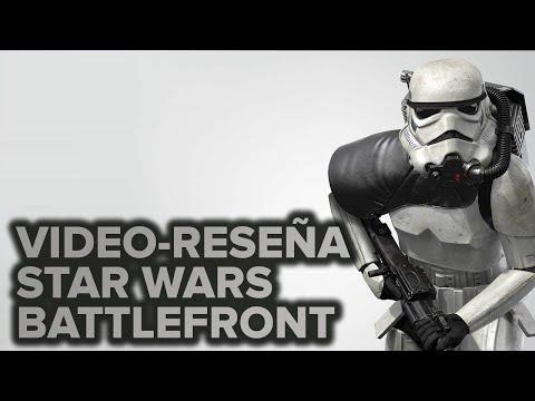 Video Reseña | Star Wars: Battlefront