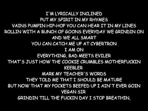 Chris Webby- Church(intro) Lyrics