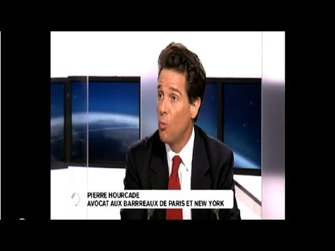 French lawyer and Attorney, Avocat International, French solicitor,  France, USA, UK on TV5 Monde