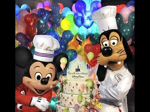 Happy Birthday From Disney Youtube