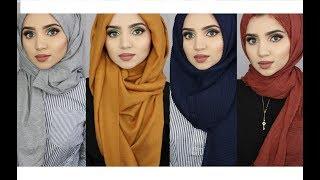 Easy Hijab Tutorials  ft. Verona Collection