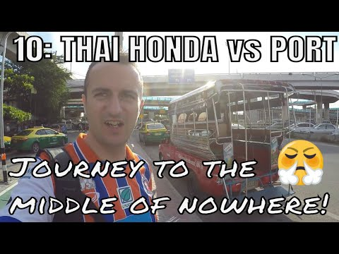 10# : Thai Honda vs Port FC