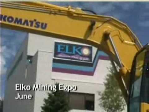 Elko Nevada - Mining Expo