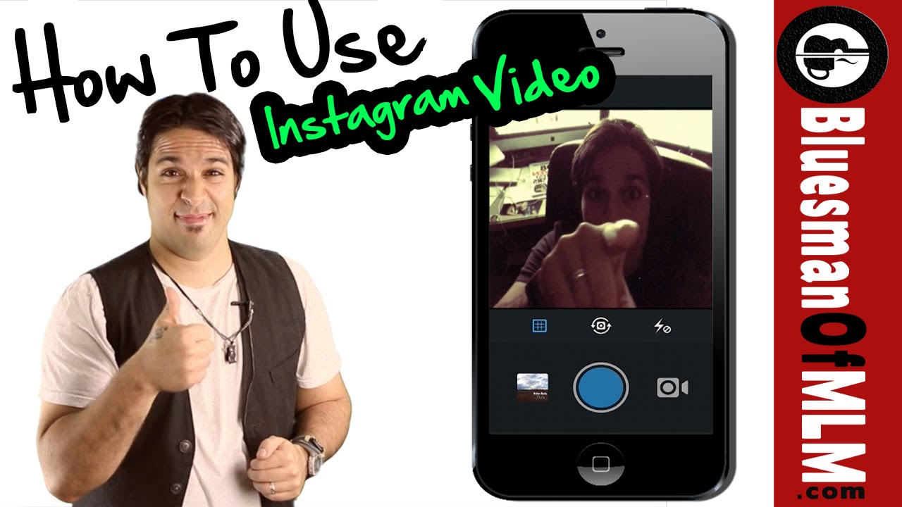 how to use instagram youtube