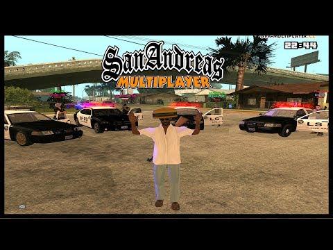 ZA JAK DLOUHO MĚ ZATKNOU POLICAJTI NA WTLS?! (GTA San Andreas Multiplayer #66) thumbnail
