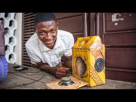 Richard l'inventore - Compassion in Ghana | Adozione a distanza
