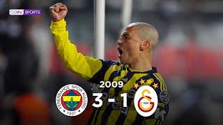 Fenerbahçe 3 - 1 Galatasaray Maç Özeti 25 Ekim 2009
