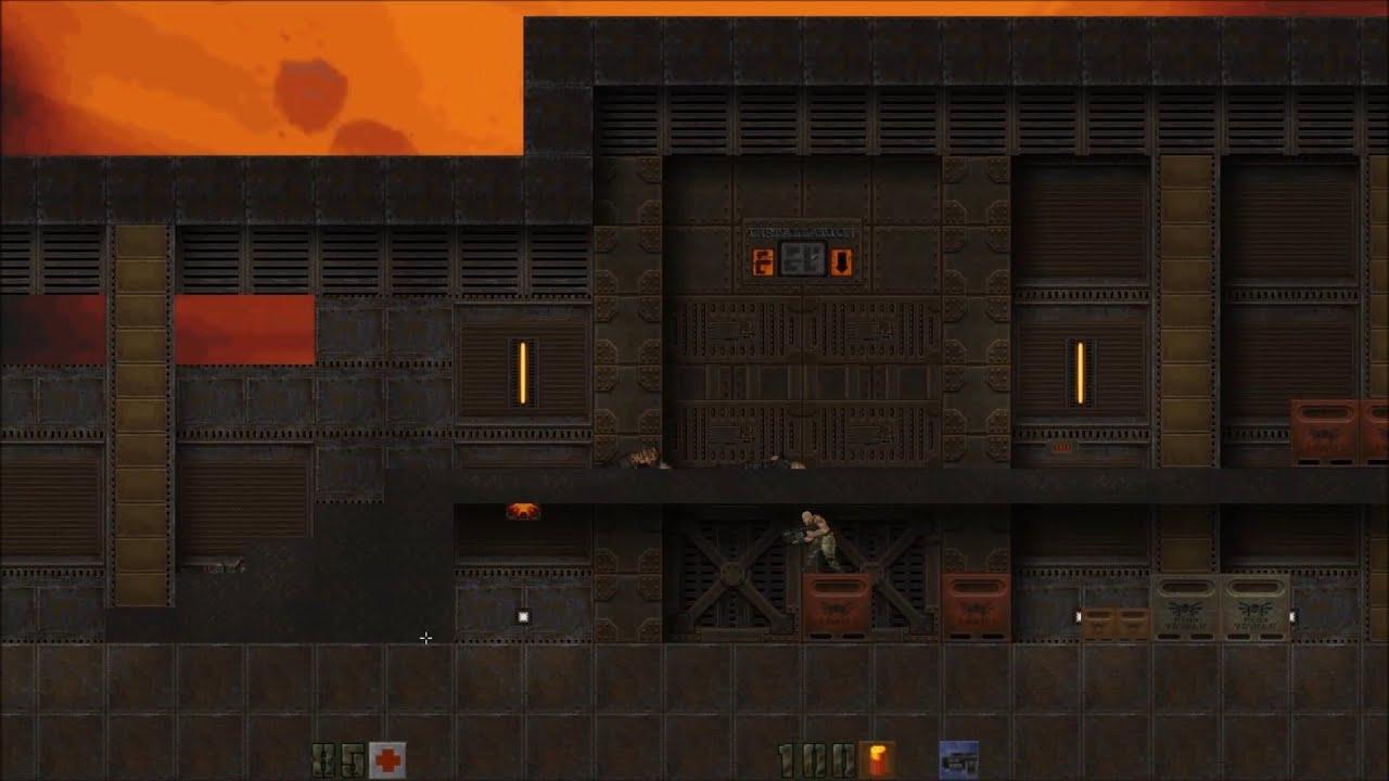 Quake 2D secrets, cheats and source code - YouTube