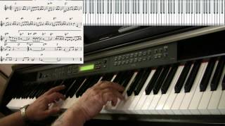 So Nice (Summer Samba) - piano latin jazz cover - Yvan Jacques