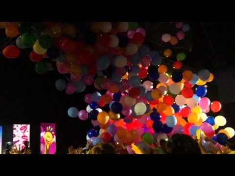Balloon Falling