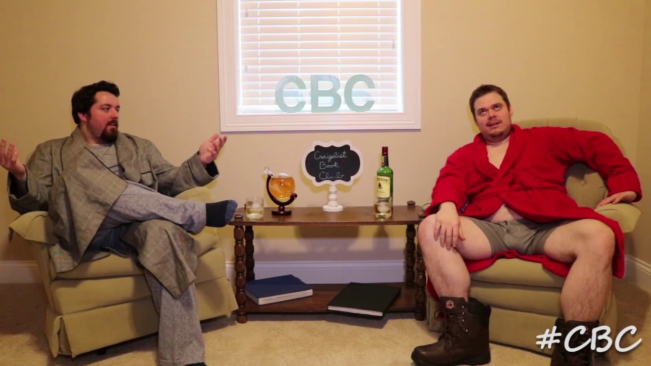 Cock Talk! with Craigslist Book Club