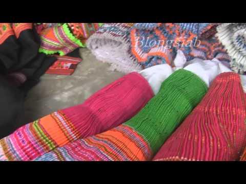 Hmong (Miao) market Wenshan 05