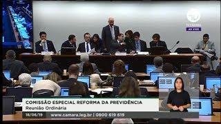 discusso do relatrio da reforma da previdncia 180619