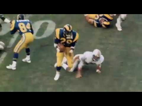 ERIC DICKERSON TRIBUTE