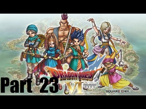 Dragon Quest VI Walkthrough Part 23: Seabed Shrine, Boss: Gracos