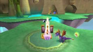 Spyro the Dragon -25- Dream Weavers Home