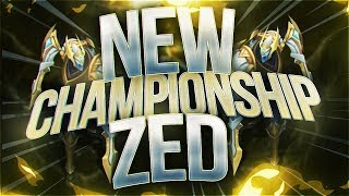 Download Video LL STYLISH | NEW CHAMPIONSHIP ZED SKIN FOR BETTER STYLING! MP3 3GP MP4