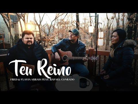 Teu Reino - Fred Arrais & Flavia Arrais (feat. Rafael Conrado) | Viração do Dia Sessions