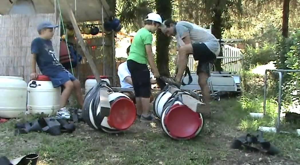 St rome de tran 2012 comment construire un radeau en 2 - M pokora ou habite t il ...