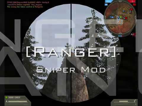 Battlefield 2 Sniper Mod - One Shot One Kill