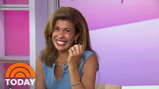 Hoda Shares A Story Of Perseverance She Learned In High School | TODAY