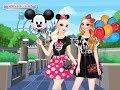 Frozen Sisters in Disneyland /Siostry z Krainy lodu w Disneyland/game online