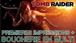 Tomb Raider Online : Impressions, annonce et score de malade !