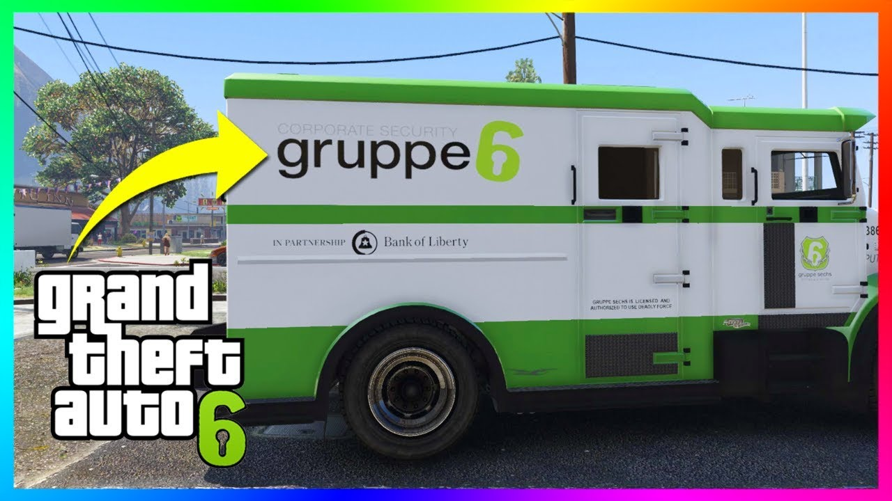 GTA 6 - Grand Theft Auto VI : LOCATION CONFIRMED!
