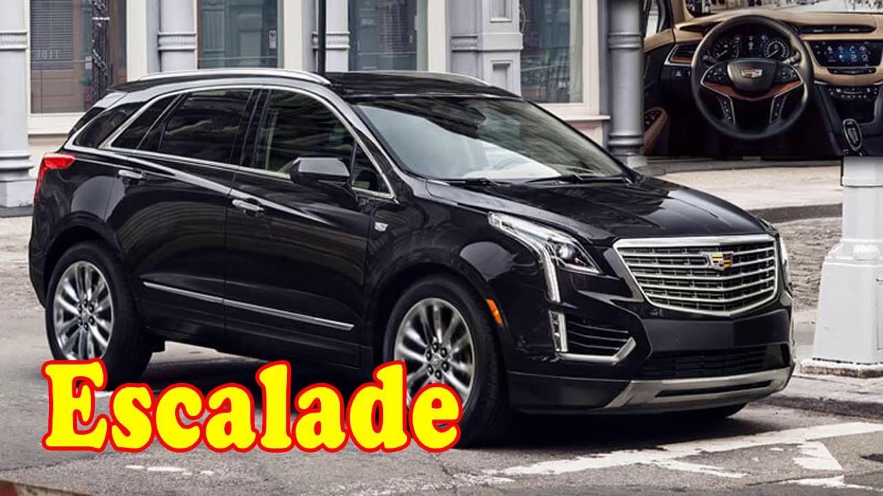 2020 Cadillac Escalade Platinum The Current Model Features
