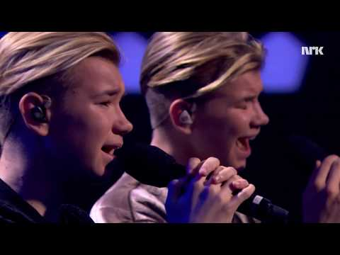 Marcus & Martinus - Make You Believe In Love LIVE on Lindmo (NRK)