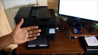 HP Laserjet Pro MFP M177fw review