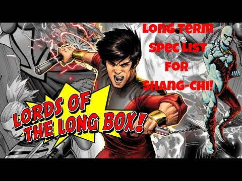 Characters That Will Appear In Shang-Chi, Christian Bale Casting For Thor & 3000 Subs Contest