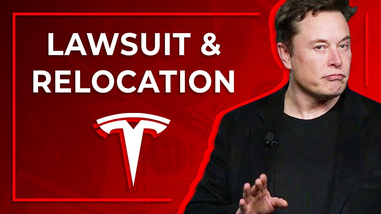 Elon Musk Threatens Lawsuit, Relocation of Tesla Headquarters out of California (TSLA)