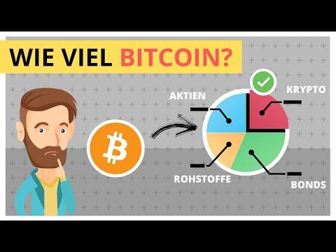 Wie viel Bitcoin gehört ins Portfolio?  Die richtige Gewichtung von Kryptos ⚖️