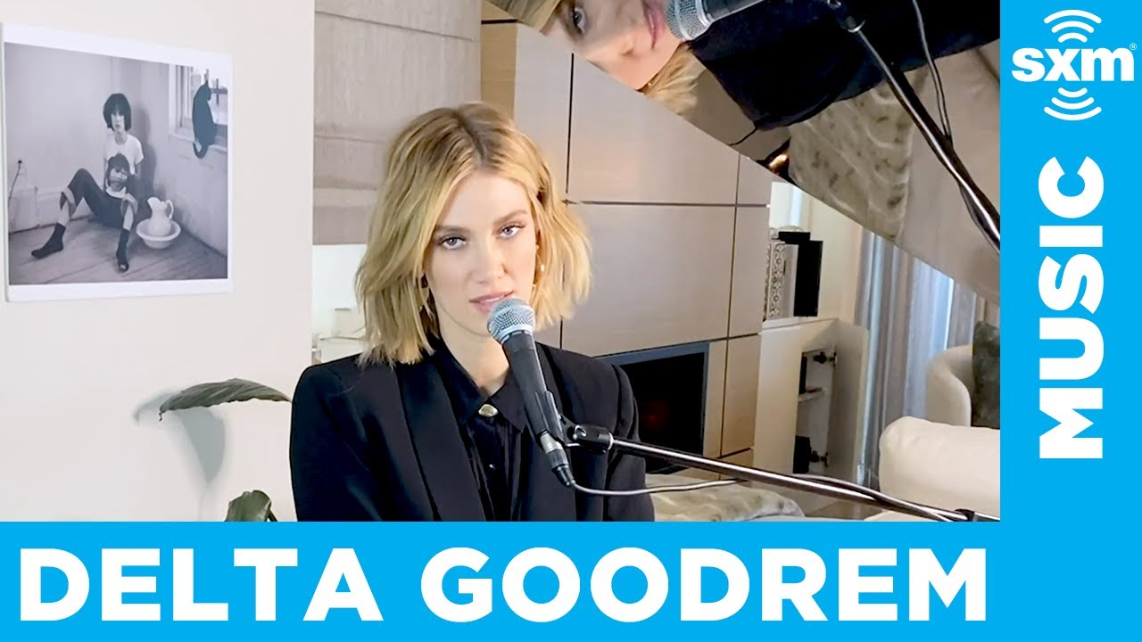 Delta Goodrem - Paralyzed [Live for SiriusXM]