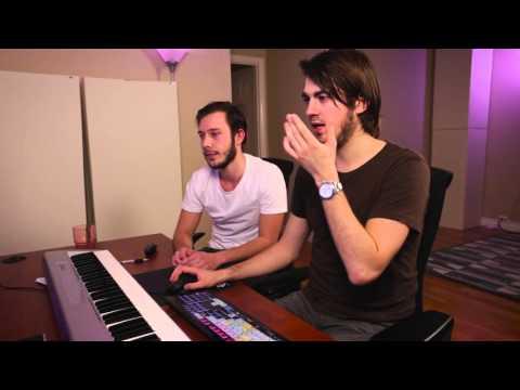 Vicetone - In The Studio