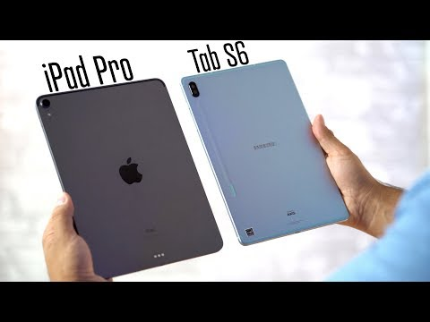 galaxy-tab-s6-vs-2018-ipad-pro---the-best-tablet?