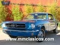 MM CLASICOS FORD MUSTANG COUPE HARD TOP V8 289 1965